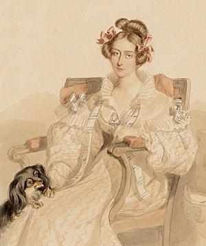 Emily Eden - Emily Eden, 1835
