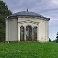 Empírový altán, zámecký park, Čechy pod Kosířem, okres Prostějov (02).jpg