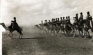 Somaliland Camel Corps