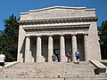 Entrance Abraham Lincoln Birthplace NHS.jpg