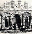 Entrance of Hudson's Bay Building, London, Fenchurch Street.jpg