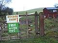 Entrance to Hoober Farm - geograph.org.uk - 102360.jpg