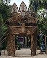 Entrance to Rincon Candelaria - Tulum QR.jpg