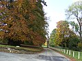 Entrance to cerney house gardens - geograph.org.uk - 1551694.jpg