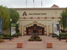 Entrance to the Autry National Center, Griffith Park, CA DSCN0091.JPG