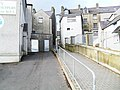 Entry off Ann Street, Ballycastle - geograph.org.uk - 1728445.jpg