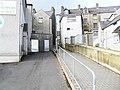 Entry off Ann Street, Ballycastle - geograph.org.uk - 1728445.jpg