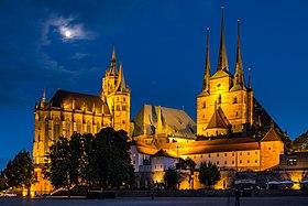 Erfurt, Dom und Severikirche.jpg