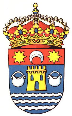 Antas de Ulla - Coat of arms