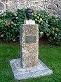 Escultura de Manuel Aznar, Arenas de San Pedro.JPG