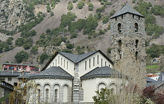 Església de Sant Esteve - Església de Sant Esteve