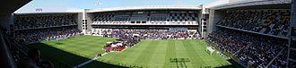 Estádio do Bessa - Image: Estádio do Bessa panorama