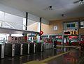 Estació de trens de Gandia, interior.JPG