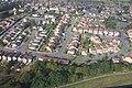 Estate Housing, Tibshelf - Aerial Photo - geograph.org.uk - 150051.jpg