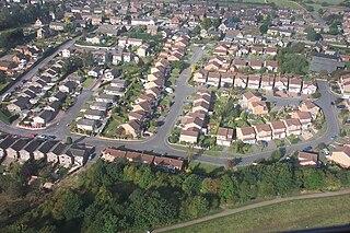 Tibshelf Human settlement in England
