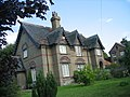 Estate houses at Holkham Village - geograph.org.uk - 1460908.jpg