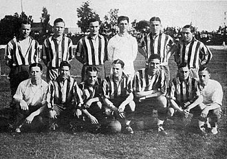Estudiantil Porteño - The football team that won the Primera División title in 1931.