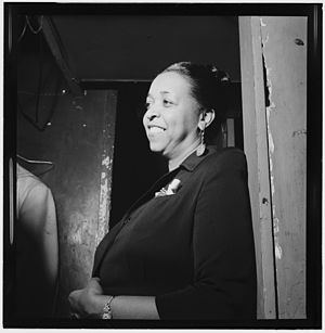 300px Ethel Waters Can your Worldview do this?