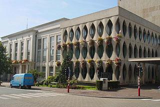 Etterbeek,  Brussels Capital, Belgium
