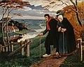 Eugène Laermans, Fin d'Automne ou l'Aveugle, 1899, huile sur toile (121x150cm), Musée d'Orsay à Paris.jpg