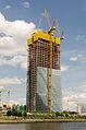 European Central Bank - building under construction - Frankfurt - Germany - 01.jpg