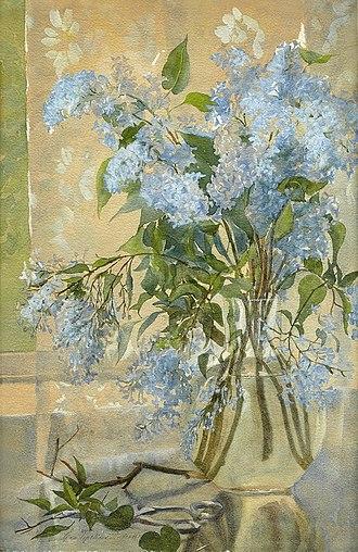 Eva Acke - Eva Acke: Syrener (Lilacs)