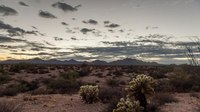 File:Evening at McDowell Mountain County Park.webm