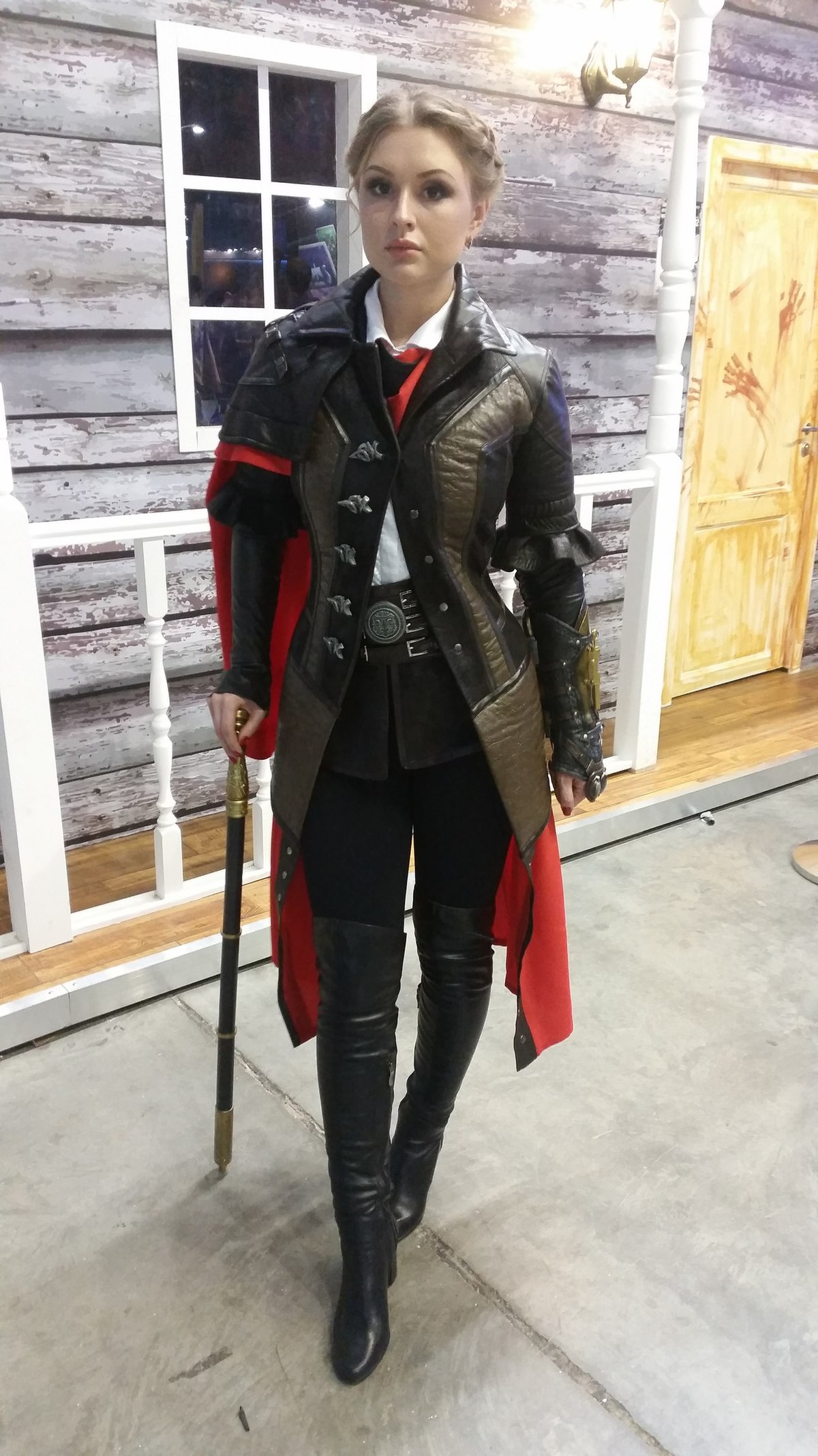 File Evie Frye Cosplay Assassin S Creed Syndicate At Igromir