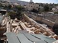 Excavation in City of David, Givaty parking lot Jerusalem 12.10 (1).JPG