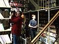 Exkurze wikipedistů v Červeném kostele 5.jpg