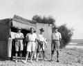 Expeditionen 1930. Fr.v. John Lindros, Alfred Westholm, Erik Sjöqvist och Einar Gjerstad. Mersinaki - SMVK - C02763.tif