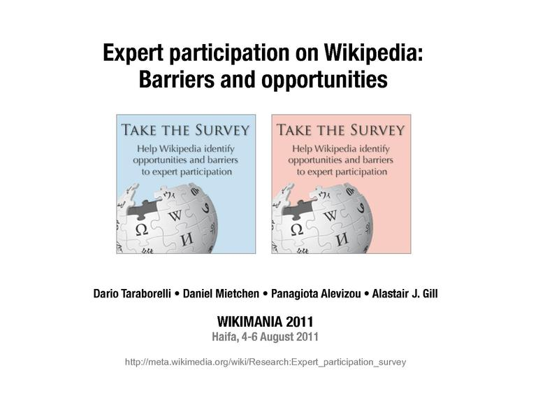File:Expert Participation Survey - Wikimania 2011.pdf