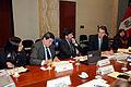 Expertos se reúnen para definir líneas generales del Programa País de la OCDE (14595520264).jpg