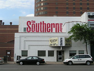 The Southern Theater - Exterior of The Southern Theater, 2013