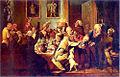 Fête à Radziwill sous le règne de Stanislas II de Pologne fin XVIIIe.jpg