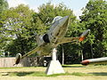 F-104 Starfighter 23+81 at Jagel, pic2.JPG