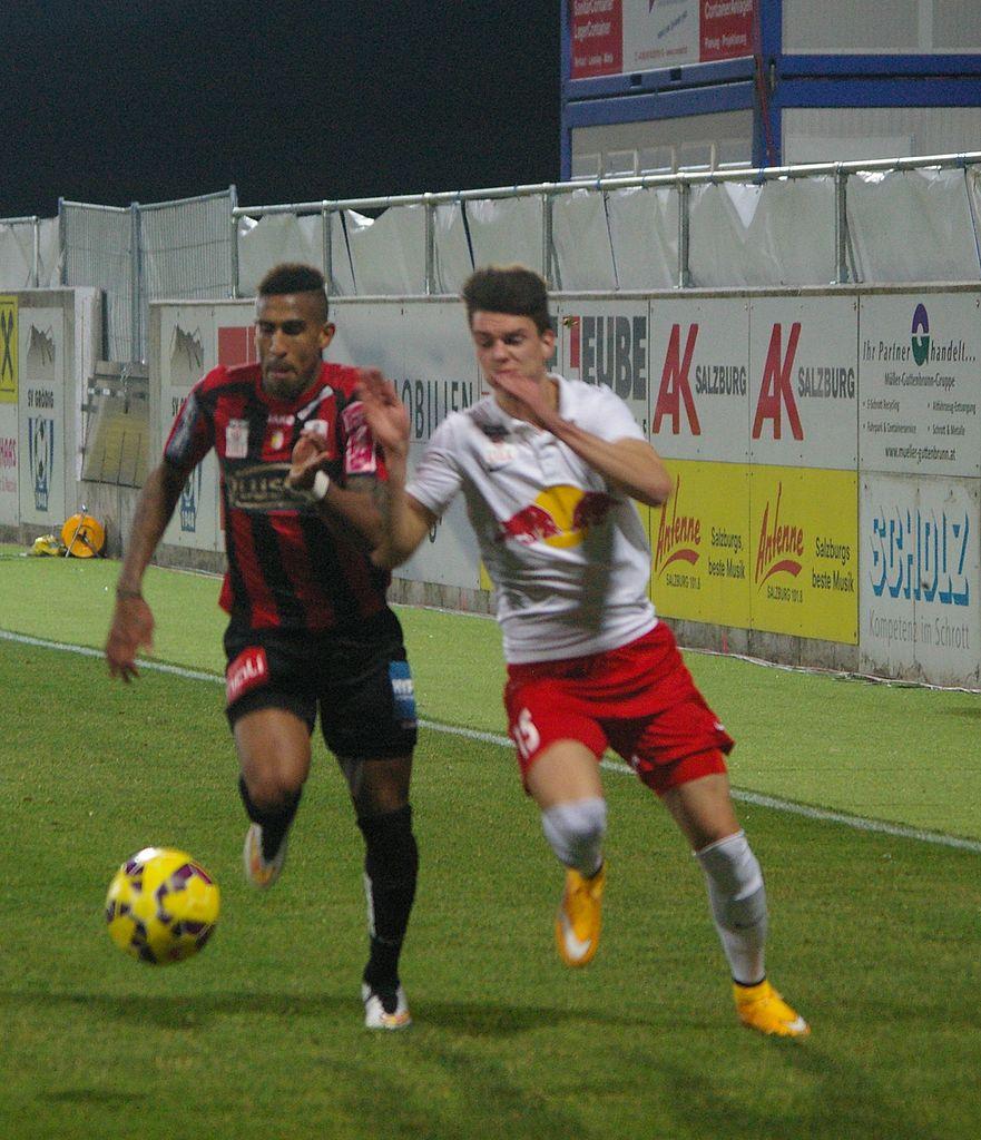 Lask Gegen Fcb: File:FC Liefering Gegen LASK 27.JPG