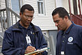 FEMA - 29735 - FEMA Community Relations workers in New Jersey, photograph by Andrea Booher.jpg