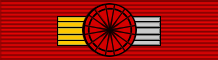 FIN Order of the Lion of Finland 2Class BAR