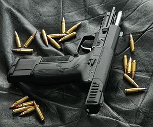 FN Five-seven - The Five-seven USG