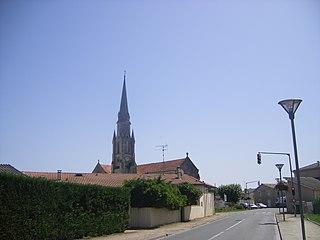 Le Barp Commune in Nouvelle-Aquitaine, France