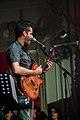 Fabi Silvestri Gazzè live at Bush Hall, London 09.jpg