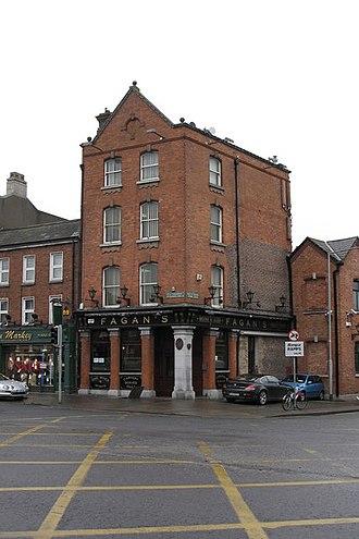 Drumcondra, Dublin - Fagan's Public House, Drumcondra Road Lower.
