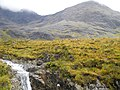 Fairy Pools, Skye, Scotland 14 (highest pool).jpg