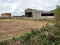 Farm buildings at Hill Barn - geograph.org.uk - 221772.jpg