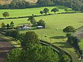 Farmland and house, Lawley - geograph.org.uk - 1005515.jpg