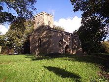 Farndish church