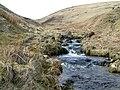 Fast flowing tears - geograph.org.uk - 149713.jpg