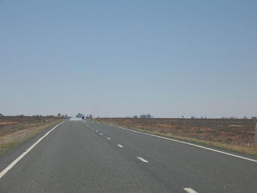 Fata Morgana Mallee Highway