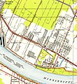 Fazendeville Louisiana Map 1951.jpg